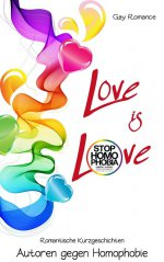 Buchcover Love is Love