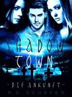 Buchcover Shadow Town