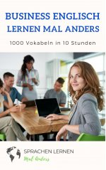Buchcover Business Englisch lernen mal anders