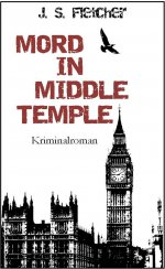 Buchcover Mord in Middle Temple