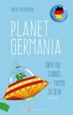 Buchcover PLANET GERMANIA