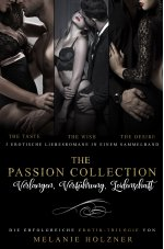Buchcover Sammelband The Passion Collection