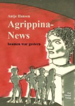 Buchcover Agrippina-News, beamen war gestern
